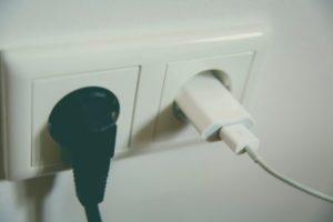 アクション⑥電気の使い過ぎに注意する